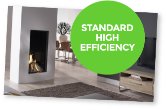 ECO efficient fires from Dru Fires Solihull